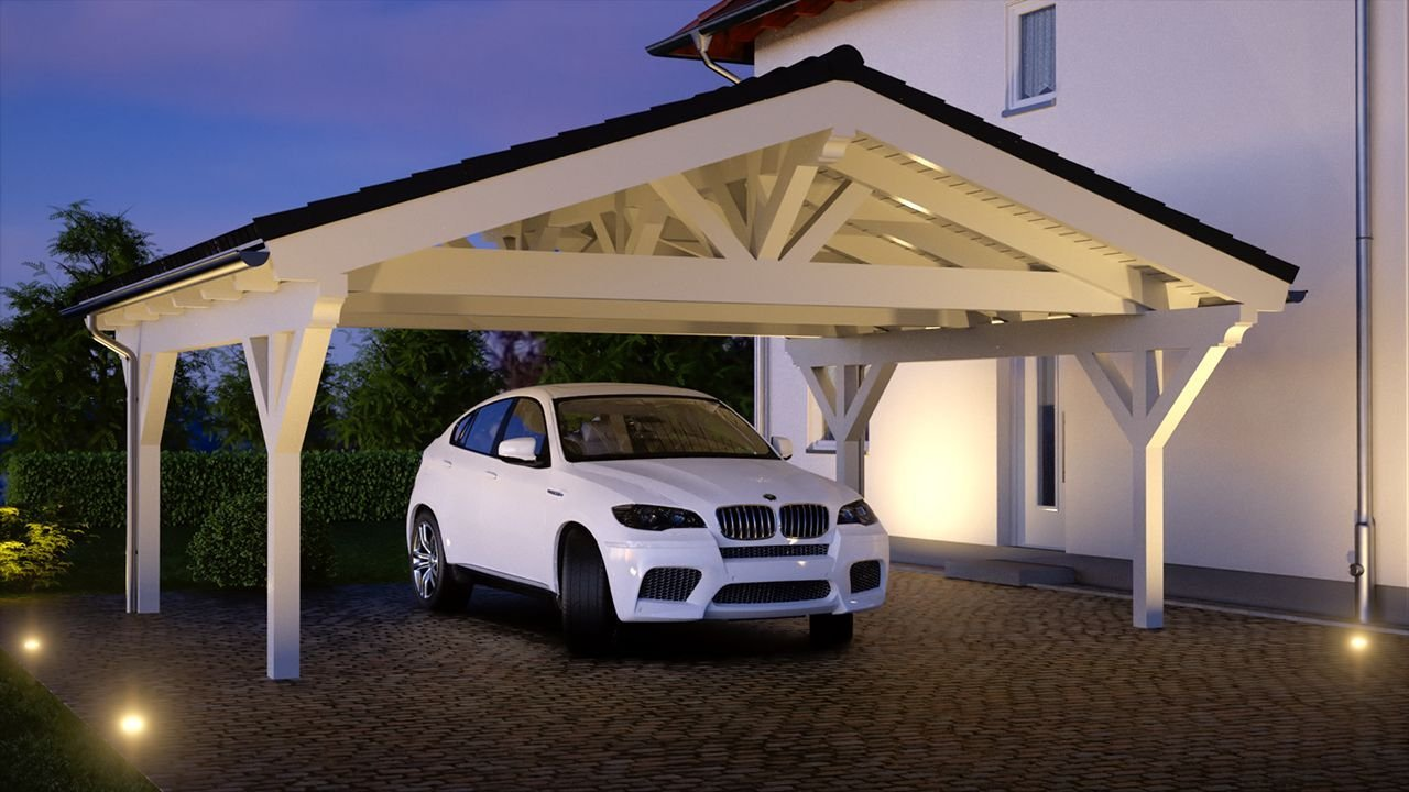 carport preise elegant alucarports typ d mit flachdach with carport preise excellent preise. Black Bedroom Furniture Sets. Home Design Ideas