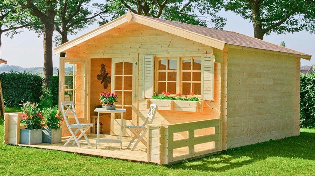 Gartenhaus Bausatz