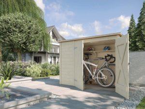 Fahrrad Carport