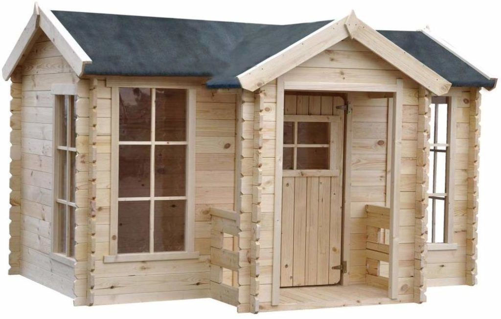 Kinderspielhaus Bausatz