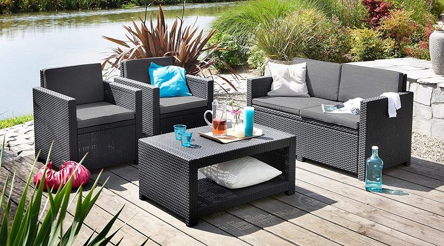 Möbel für Garten und Terrasse