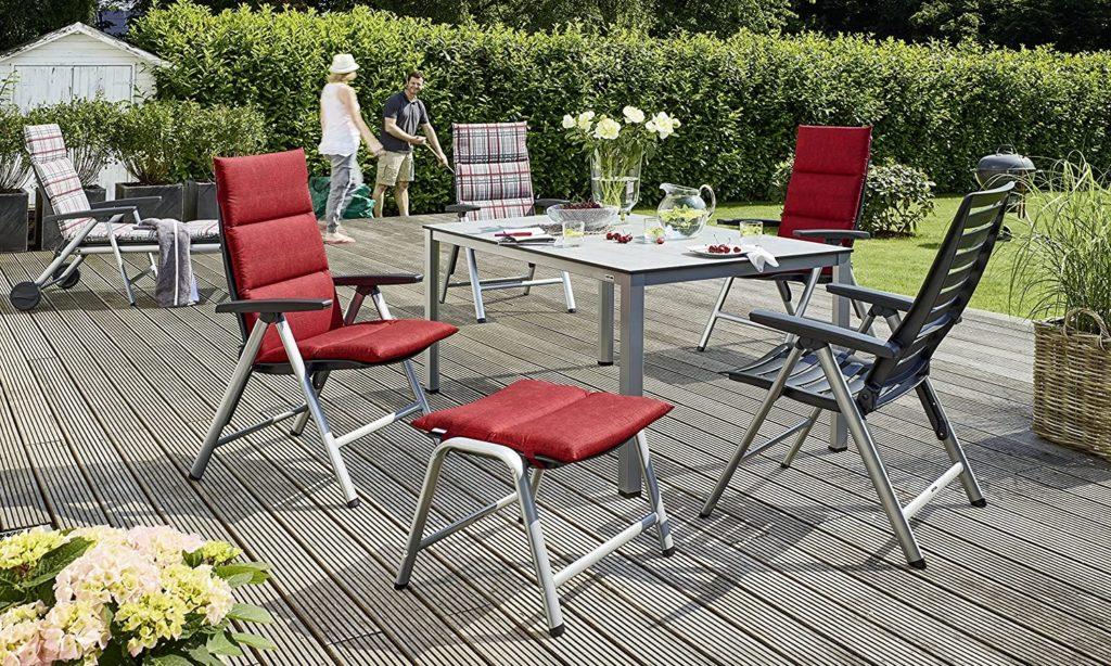 Gartenstühle, Terrassenstühle