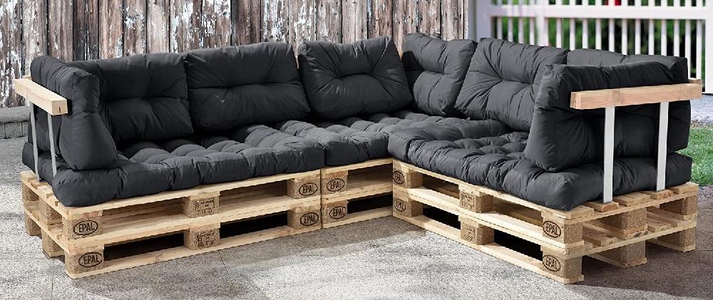 Palettenlounge Möbel